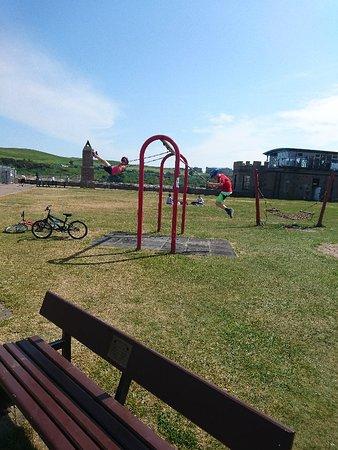 Footdee (Fittie): Footdee park
