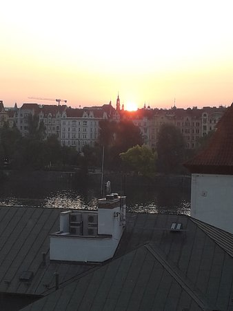 Prague Holiday Apartments: Large living area
