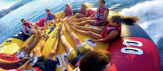 Artur's Watersports Academy : Spinera ride