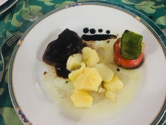 Memories Jibacoa: Italian a la carte - Best steak!!