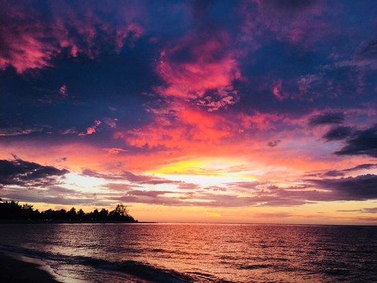 Memories Jibacoa: Beautiful sunsets