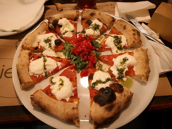 Lievito: Margherita gourmet