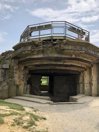 Saint Pierre du Mont, France: antiguo bunker