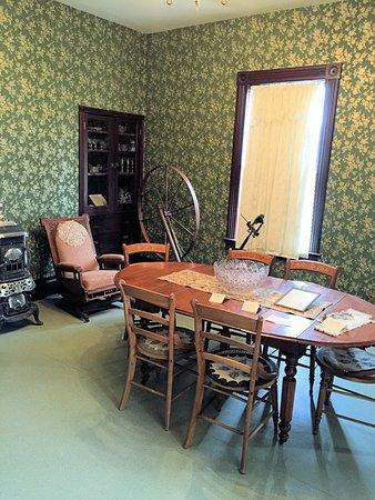 Humboldt Museum : Museum House