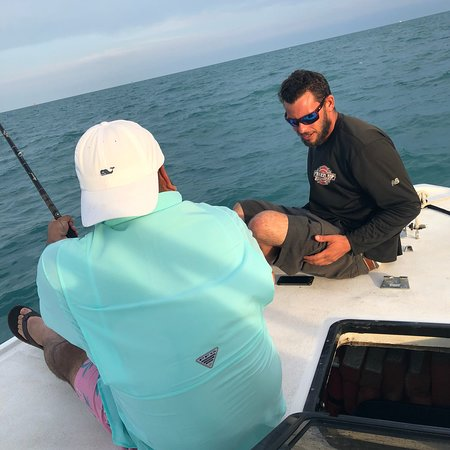 Fired Up Fishing Charters Foto