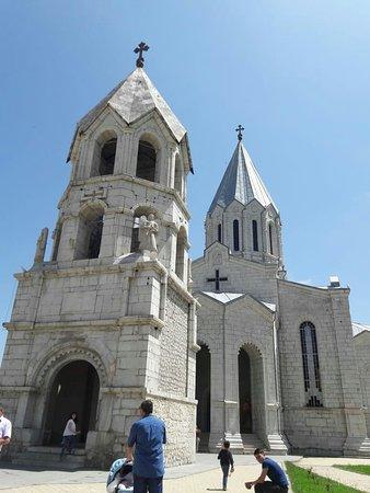 Shusha, Azerbaijan: Ghazanchetsots Cathedral