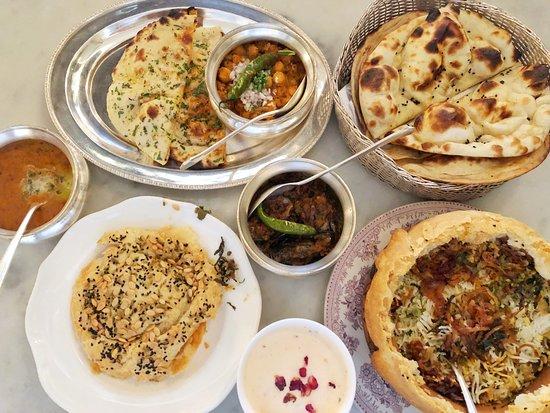 Gymkhana: Few Dishes