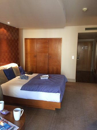 Royal Yacht Hotel : Spacious rooms