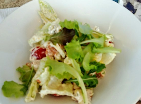 Fregat Restaurant: салат