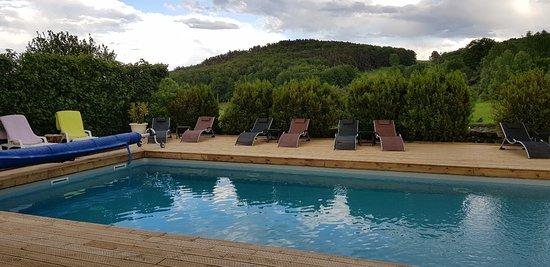 Chaudes-Aigues, Francja: La Maison de Gilbert