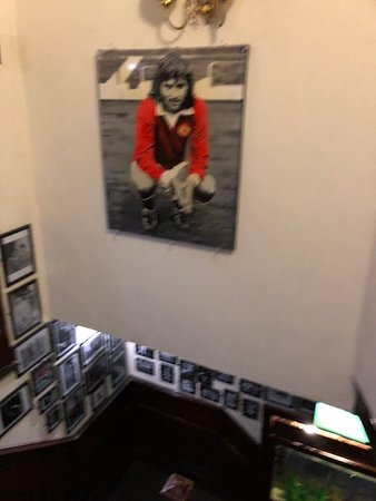 The Old Nags Head: George Best