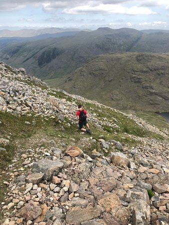Great Gable: Down to Stylhead