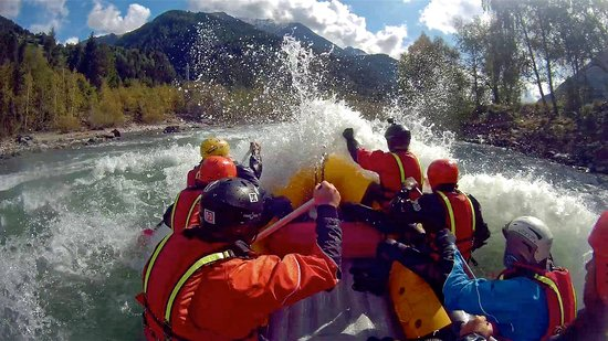 Rafting Rakousko