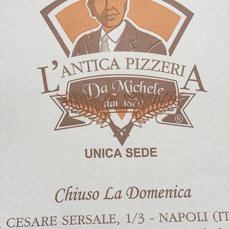 L'Antica Pizzeria da Michele ภาพถ่าย