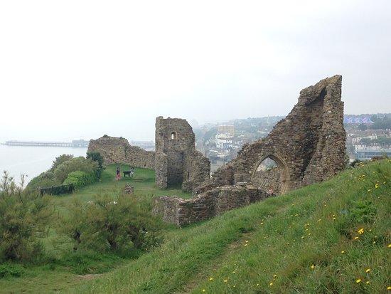 Hastings Castle照片