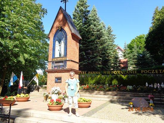 Sanktuarium Maryjne Gietrzwałdzkiej
