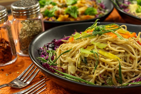 Rootage Restaurant and Lounge: ASIAN DISHES