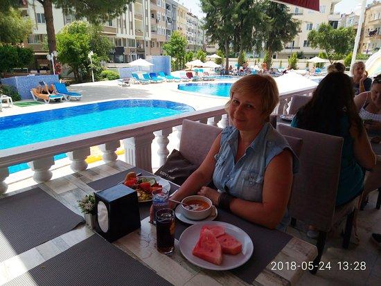 Foto de Halici Hotel