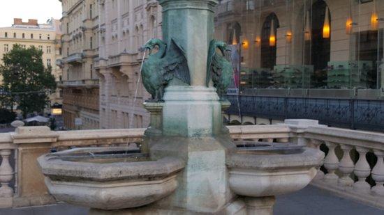 Gänsemädchenbrunnen