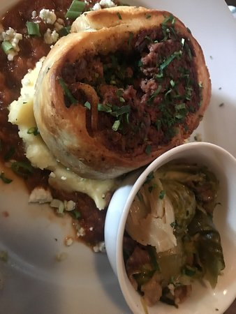 Camas, Etat de Washington : meatloaf