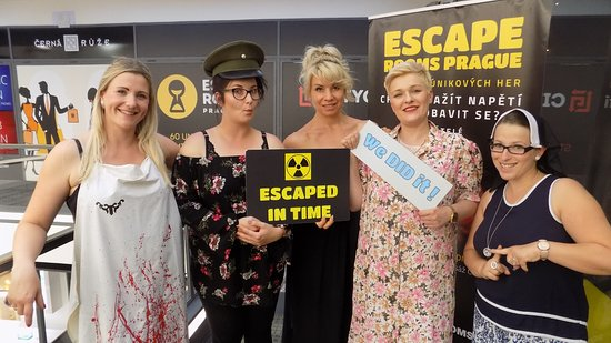 Escape Rooms Prague照片
