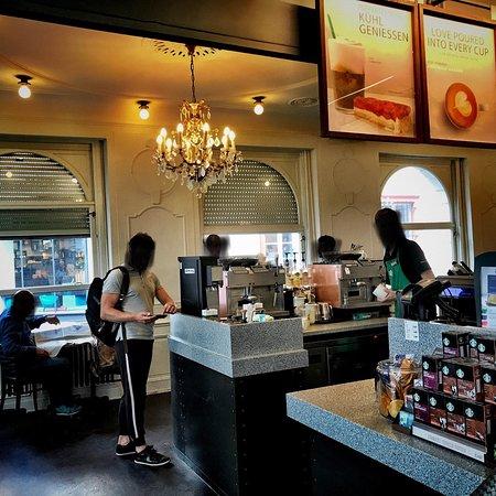 Starbucks Coffee House Photo