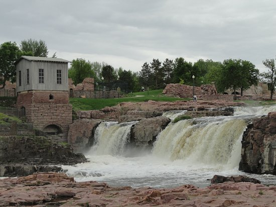 Parco delle Cascate (Falls Park): The Sioux Falls you don't want to miss