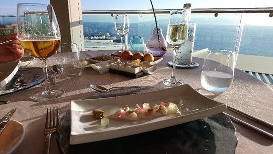 Aqua Restaurant : Brilliant Tasting menu with delicious wine and perfect service! Thank you for the special evenin