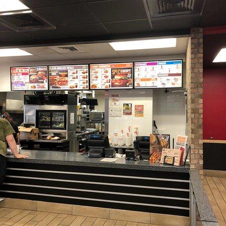 Burger King照片