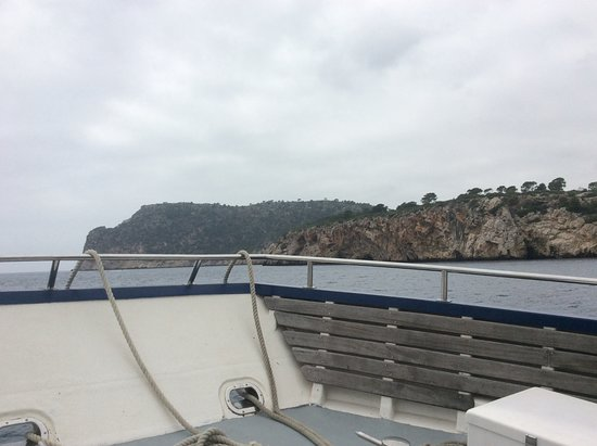 Day at sea with Lunch: Côte longée