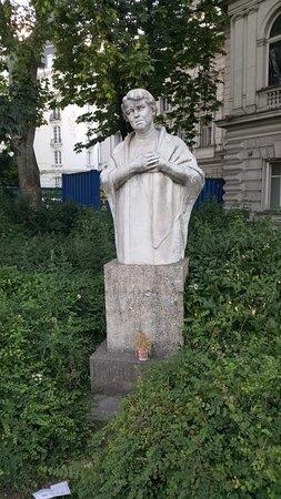 Denkmal Johanna Riese