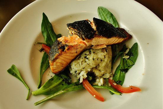 Winkel 43: Salmon lunch