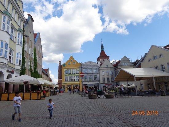 City Hall: Spacerkiem po Olsztynie. Rynek Starego Miasta.