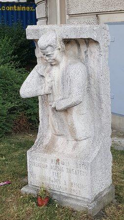 Denkmal Rudolf Beer
