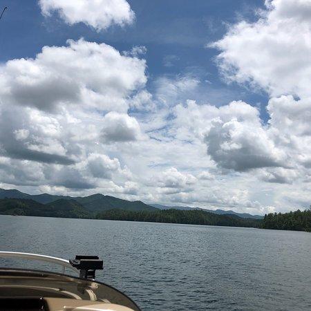 Santeetlah Lake: photo5.jpg