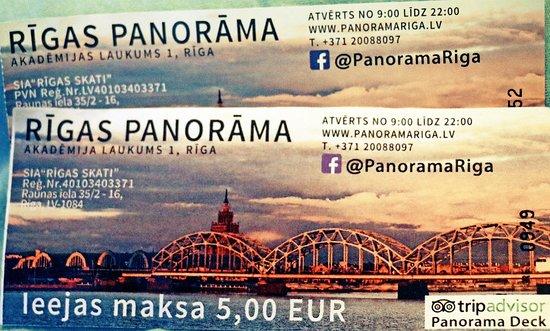 Panorama Riga Observation Deck照片