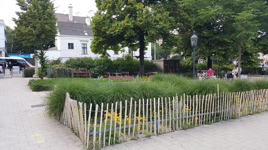 Weghuberpark