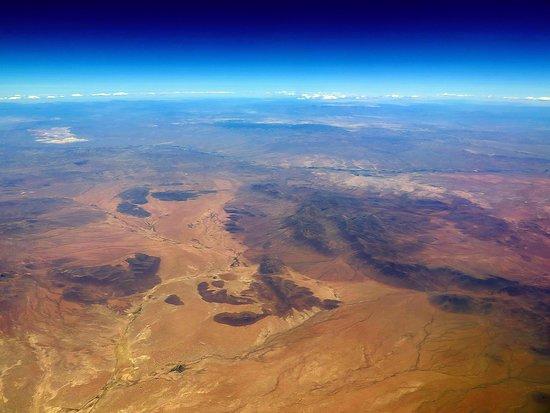 联合航空照片