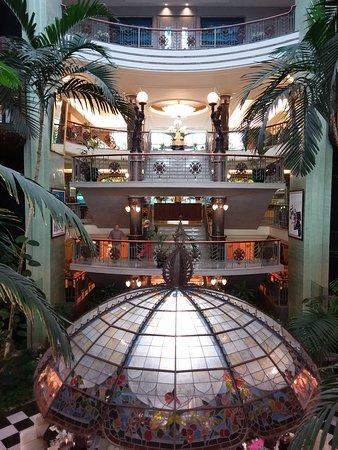 Jardines de Nivaria - Adrian Hoteles: Vue principale des l'entrée