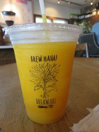 Greenville, Delaware: Refreshing Mango Smoothie