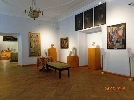 Castle of Warmian Bishops in Olsztyn: Muzealne komnaty.