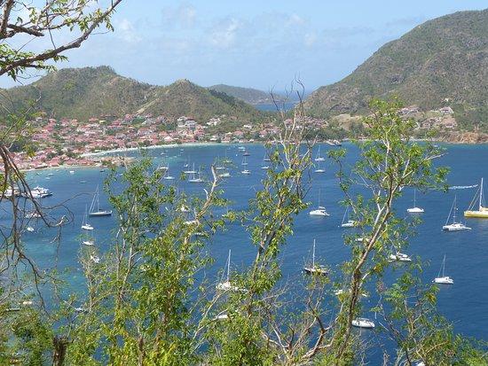 Terre-de-Haut, Guadeloupe: Good view !
