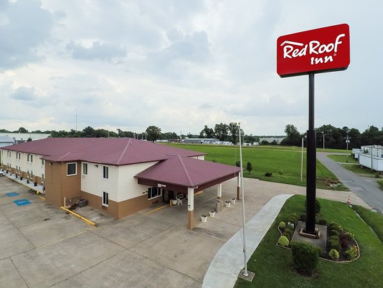 red roof inn paducah 51 5 8 updated 2018 prices. Black Bedroom Furniture Sets. Home Design Ideas