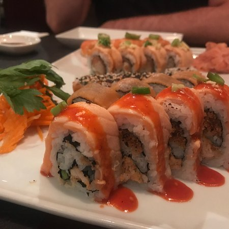 Best Sushi Restaurant In Egypt