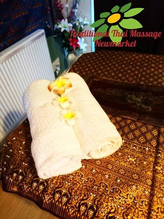 Traditional Thai Massage : Towels