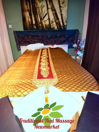 Traditional Thai Massage: Massage Bed