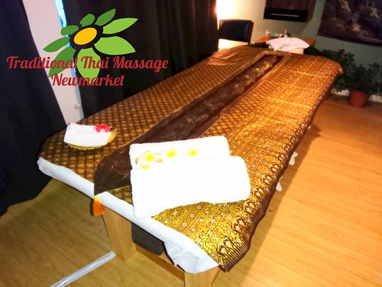 Traditional Thai Massage: Massage Bed 2