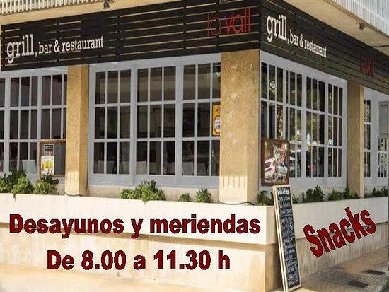 Bar & Restaurant La Vall照片