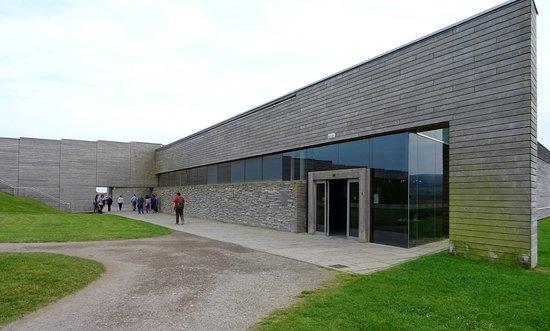 Culloden Battlefield: le musée.........