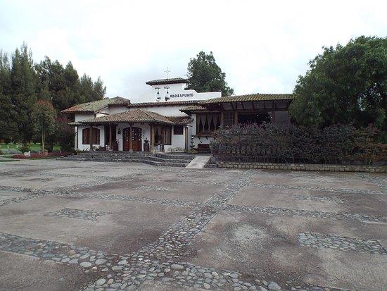 Hacienda Abraspungo Restaurante Bar: Abraspungo